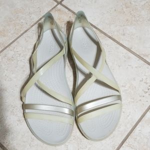 Crocs Woman's Sandals Size 9